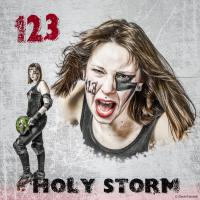 #123 Holy Storm